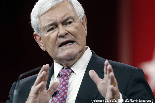 New Gingrich Continues to Show Why American Politics Are the Problem