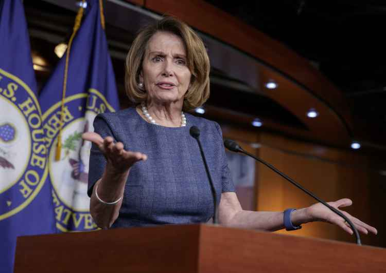 Pelosi on Trump: 'I find the charm offensive, offensive'