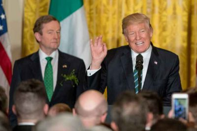"""Why Should the Irish be Left out of """"Comprehensive"""" Immigration Reform?"""