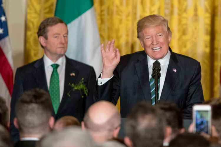 "Why Should the Irish be Left out of ""Comprehensive"" Immigration Reform?"