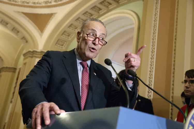 R.I.P. to the U.S. Senate? Thank Charles Schumer