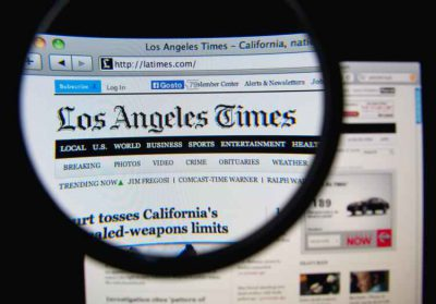 Debunking the LA Times Series on Trump