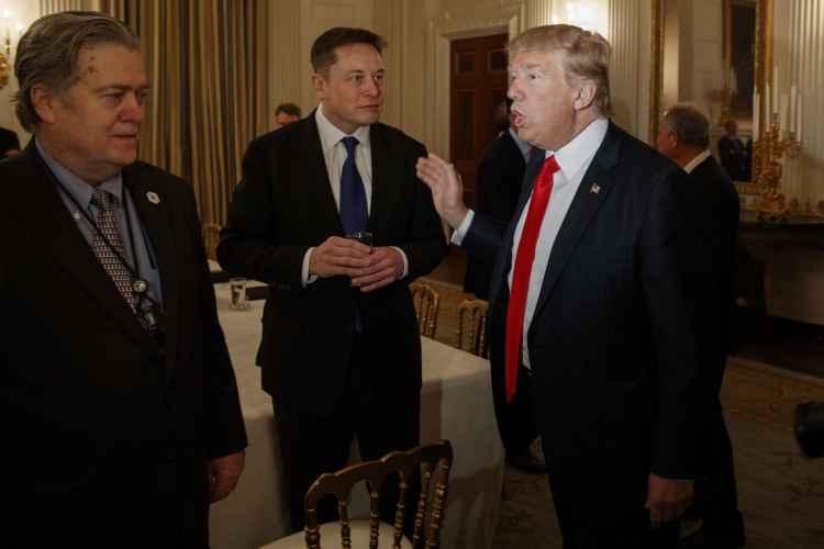 Alt-Right Prepares to Turn on Trump