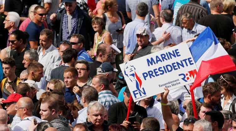 President Le Pen?